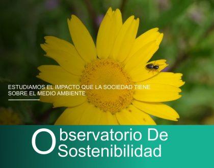 Observatorio de Sostenibilidad